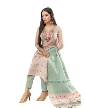 Cotton Salwar Kamij || TMT1103