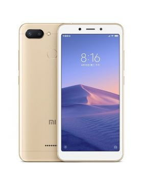 Xiaomi Redmi 6-Golden