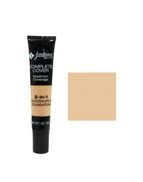Complete Cover 2-In-1 Concealer & Foundation - 04 Natural beige