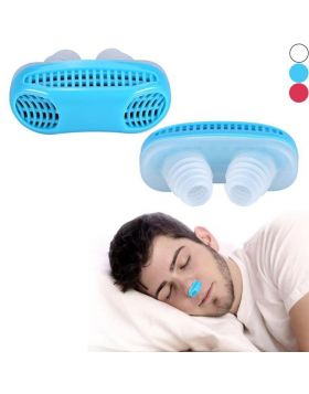2 in 1 Nose Clip anti snoring & air purifier