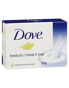 Dove Beauty Cream Bar Soap 100gm