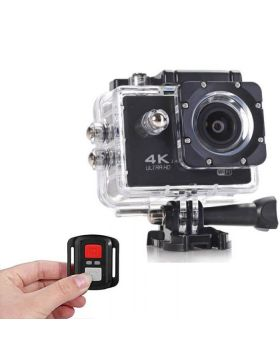 4K Waterproof Action Camera