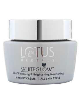 Lotus Herbals White Glow Night Cream