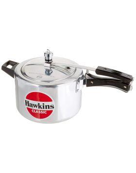 Hawkins Virgin Aluminum Pressure Cooker (CL65)