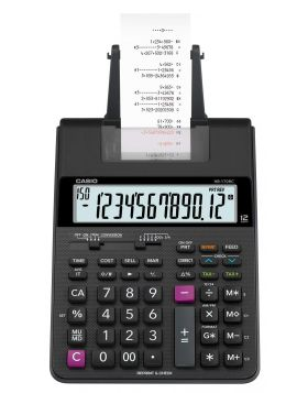Casio Mini Desktop Printing Calculator (HR-100TM)