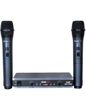 Wireless Microphones- MediaCom MCI-799U