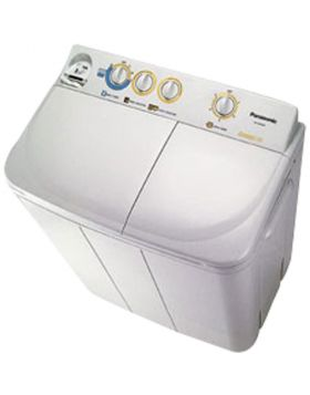 Panasonic Semi-Auto Twin Tub Washing Machine (NA-W8000)