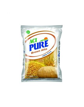 ACI Pure Brown Atta 2 Kg