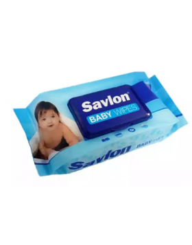 ACI Savlon Baby Wipes Anti Bacterial 80 pcs