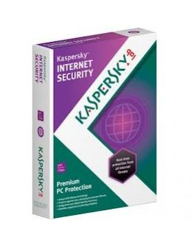 Kaspersky Internet Security 1 PC 1 Year Antivirus