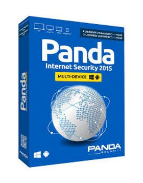 Panda Intenet Security Basic Tuneup & Virus Removal for 1 PC