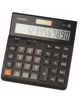 Casio DH-12 Professional/Desk Display Calculator