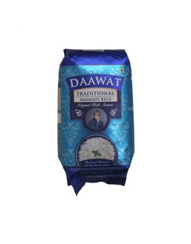 Daawat Traditional Basmati Rice 1 Kg