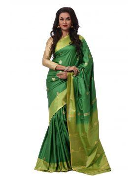 ইন্ডিয়ান কাতান শাড়ি ।। DPK68