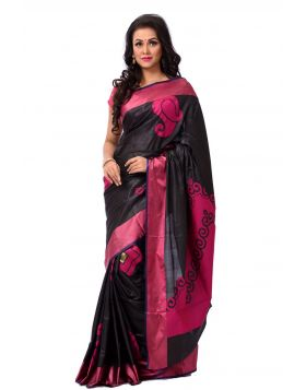 ইন্ডিয়ান বেনারসি কাতান শাড়ি ।। DPK70