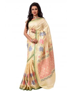 ইন্ডিয়ান বেনারসি কাতান শাড়ি ।। DPK82