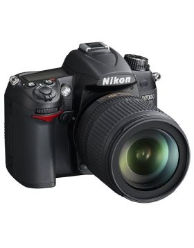 Nikon D7000 DSLR Camera with 18-55mm DX VR Lens
