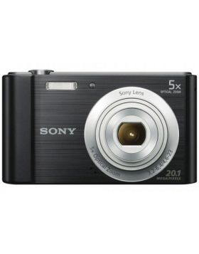 Sony Point and Shoot Compact 20.1MP 5x Digital Camera W800