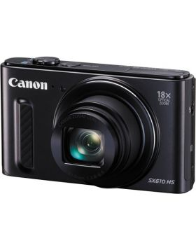 Canon PowerShot SX610 HS Wi-Fi Lifelike Video Digital Camera