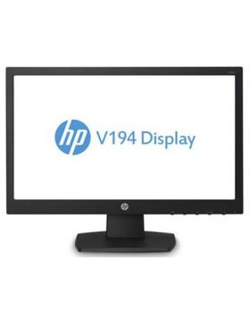 HP V194 HD 18.5 Inch Wide Screen Desktop Monitor