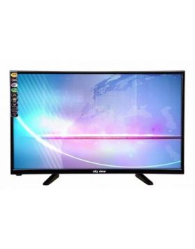 Full HD 24 Inch Rich Color Built-In Speaker LED TV Monitor