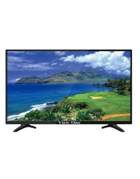 "View One 40"" Mega Contrast HDMI / USB Full HD LED Television"