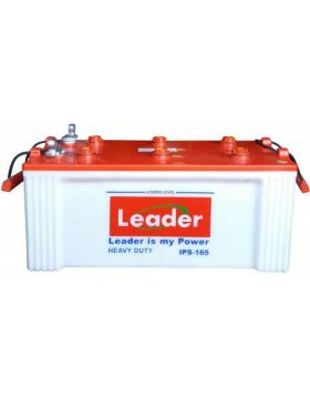 Leader Heavy Duty 165Ah IPS Battery