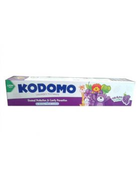 Kodomo Baby Toothpaste Grape Flavor 80 gm