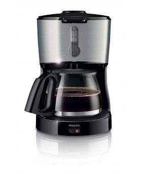 Philips Coffee Maker - Viva Collection- 1.3 Liter/ 15 Cups (HD-7458)