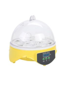Smart Electric Egg Boiler And Egg Poacher (Capacity- 1-7pcs)