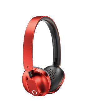 Baseus D01 Encok Wireless Headphone (Red)