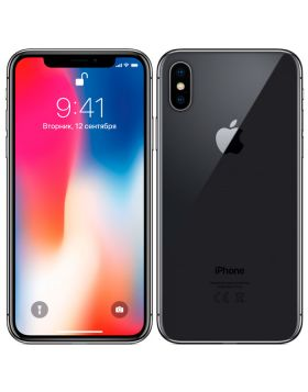 Apple iPhone X GREY (64 GB)