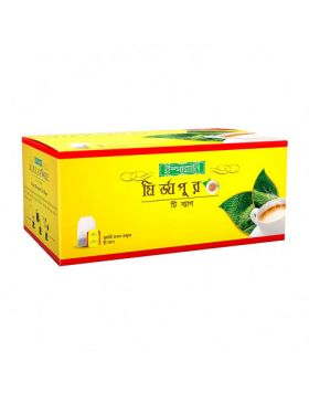 Ispahani Mirzapore Tea Bag 50 pcs