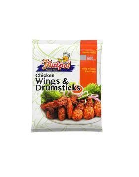 Jhatpot Chicken Wings & Druma stick