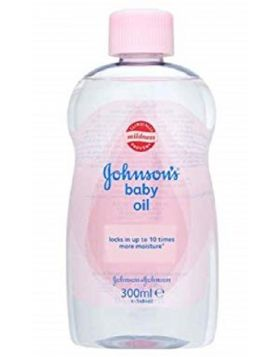 Johnson's Baby Oil 300 Ml (Italy)