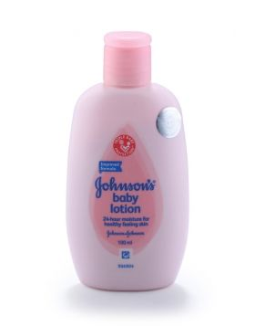 Johnson's Baby Pink Lotion 100ml (Ind)