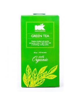 Kazi & Kazi Green Tea 60 gm