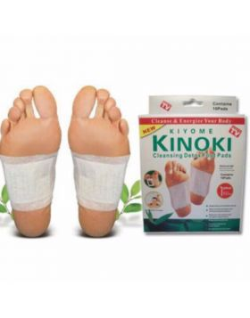 Kinoki Cleansing Detox Foot Pad (10 pads in a pack)