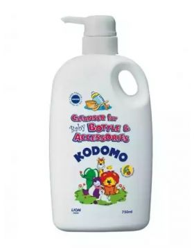 Kodomo Baby Bottles Cleanser - 750 ml