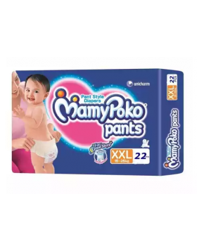 MamyPoko (India) Pants Diaper Pant 15-25 kg (XXL)/22 pcs