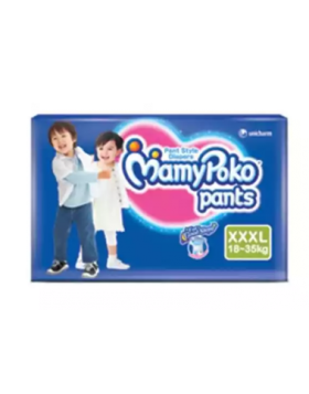 MamyPoko (India) Pants Diaper Pant 18-35 kg (XXXL) / 7 pcs