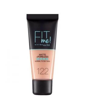 Maybelline Fit Me Foundation Cream