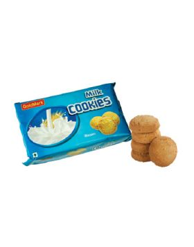 Goldmark Milk Cookies 250 gm