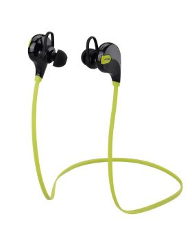 QCY QY7 Bluetooth In-Ear Stereo Wireless Earphones (Green)
