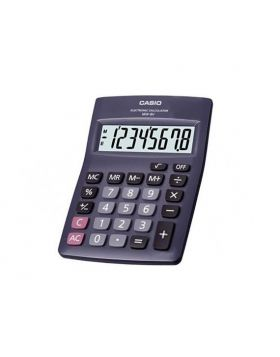 Casio Electronic Desktop Calculator-MW-8V-BK
