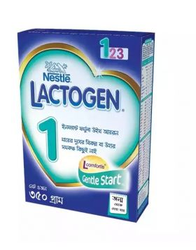 Nestlé LACTOGEN 1 Infant Formula with Iron BIB - 350 gm