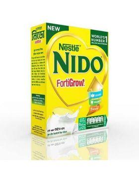 Nestlé NIDO Fortigrow Full Cream Milk Powder (350 gm)