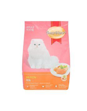 SmartHeart Cat Food Salmon Flavor