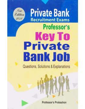 Professor's Key To Private Bank Job