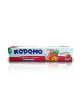 Kodomo Baby Toothpaste Strawberry Flavor 80 gm
